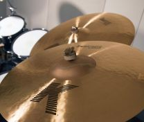 "Bekken 17"" Zildjian K Sweet crash"