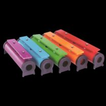 Rainbow Sound Tube set of 5 Go Percussion
