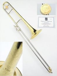 Bb Trombone King 125th Anniversary model 3B125