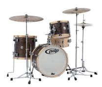 Drumstel PDP Concept Classic walnut / natural