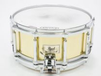 Occasion Snaredrum Pearl Free Floating messing