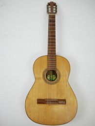 Spaanse Gitaar Luthier Vicente Carrillo Cantos uit 1955!!