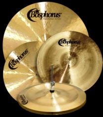 "Bekken 17"" Bosphorus Traditional medium crash"