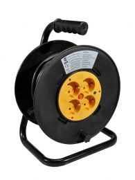 Haspel Boston power cable reel 20 mtr. VDE