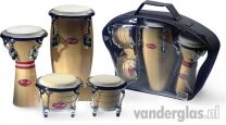 Percussieset Stagg BCD-N.SET Latijns Afrikaanse natural