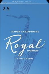 Bb Tenorsaxriet Rico Royal 2