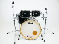 Shellset Pearl Masters Maple Complete MCT924XEP Matte Caviar C339