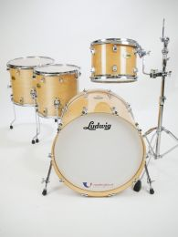 Slagwerk Ludwig LRC22 DXNM special Centennial natural maple