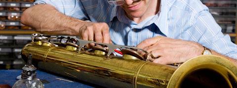 reparatie en onderhoud instrumenten